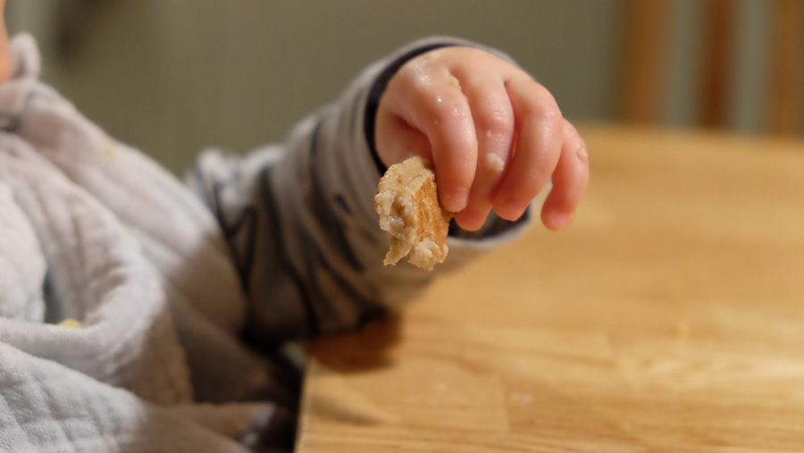 Rezept_Vegane Pancakes_Haferflocken Banane_statt Abendbrei_Baby_ernaehrung-bewegt-dich